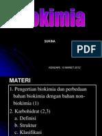 BIOKIMIA ANALIS
