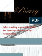 Lesson Poetry