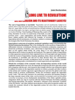 Joint Declaration Dec 26 2014