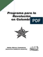 Programa y Estatutos 4a Edicion