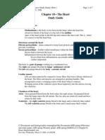 BIOL2112 Chapter18 Heart StudyGuide01