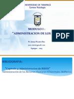 Modulo 1 Administracion RRHH