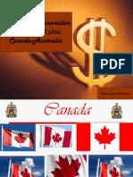 Comparatia Economica a Canadei Si Australiei