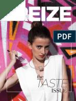 Treize Fashion Magazine
