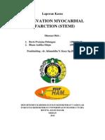 ST-ELEVATION MYOCARDIAL INFARCTION (STEMI)