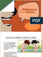 Presentación Estudios de Género Tema 1