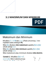 3-1 Maksimum dan minimum.pptx