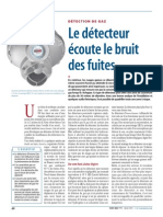 775 Detection de Gaz