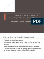 Protective Relaying & Electrical System Protection