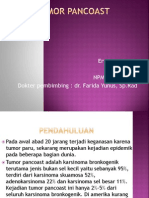 Tumor Pancoast