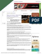 05-01-15 DossierPolitico.com Misterio en el Senado