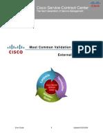 CSCC - Error Guide