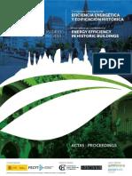 Actas Proceedings Energy Efficiency and Historic Buldings1