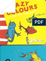 Crazy Colours - Dr. Seuss