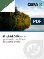 El Rol de OEFA en la gestión de conflictos socioambientales