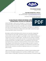 Alaska pollock MSC recertification