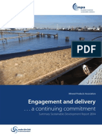 MPA Sustainable Development Report 2014