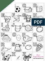 Alfabeto Com Imagens