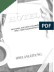Hotel Spielaneleitung