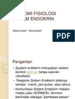 Anfis Sist Endokrin