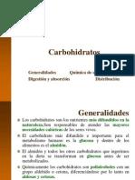 3 Quimica de Carbohidratos