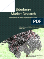 Elderberry Market Report
