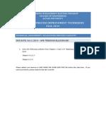 EMP504 TA 1 Evaluating Process Capacity