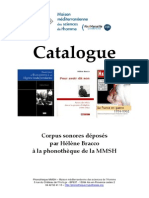 Catalogue Bracco Totalite Des Collections 201303v Av Notes
