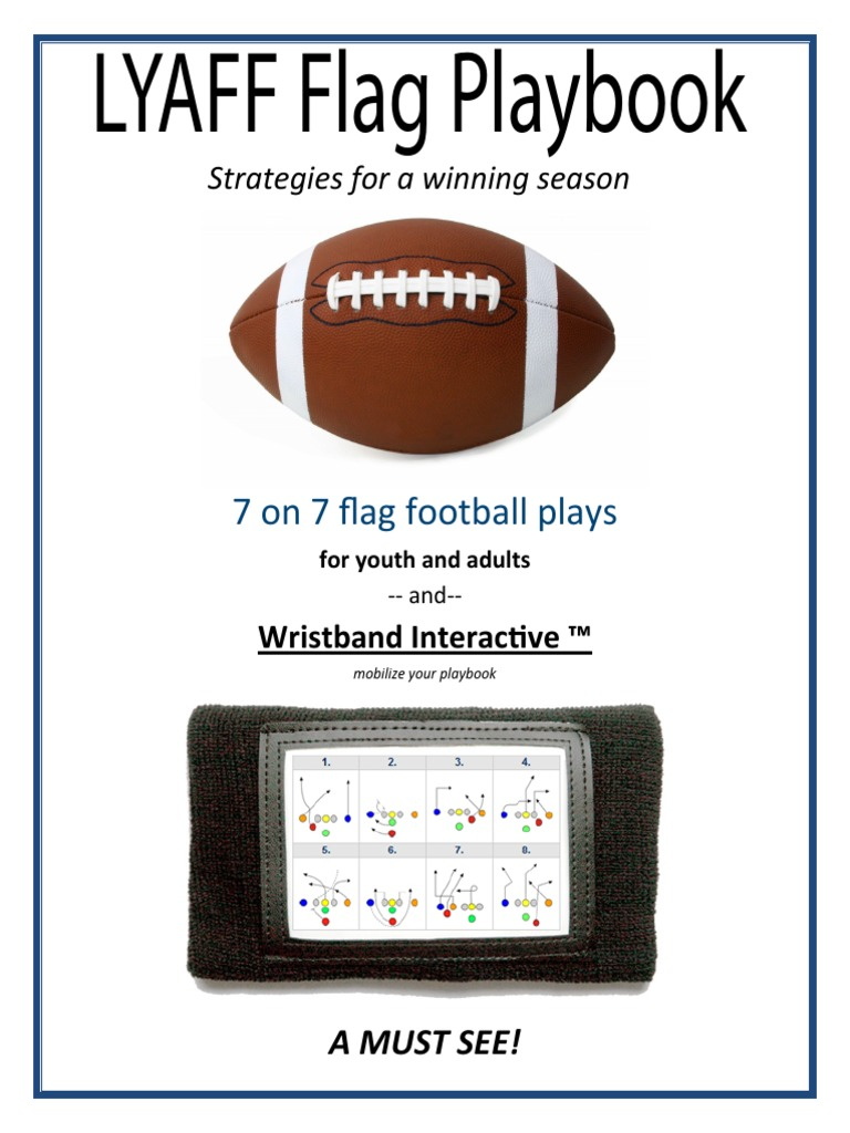 Playbook 7on7youth Quarterback Sport Variants