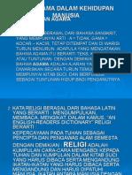 AGAMA 1