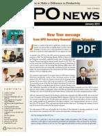 APO News January 2010