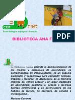 Proyecto Biblioteca _ceip Lucien Briet