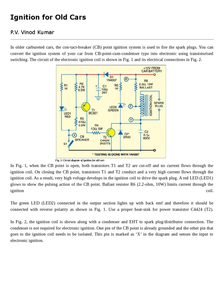 Twintec Ignition System Wiring Diagram Trusted Old Fire Coil List Of Schematic Circuit U2022 Points
