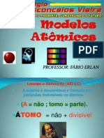 CVV modelos atomicos