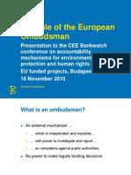 Ombudsman Budapest