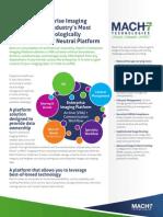 Mach7 Enterprise Imaging Platform Product Brief