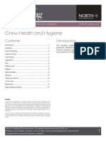 LP Briefing - Crew Health and Hygiene