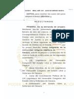 SENTENCIA INCONSTITUCIONAL DESIGNACIÓN ADMINISTRADORES