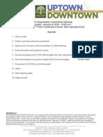 ORG Meeting January 8, 2015 Agenda Packet