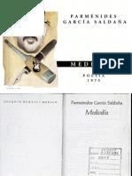 Mediodia-Parménides García Saldaña 1975