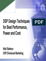 V4 Advantage5-DSP Seminar
