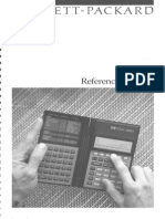 HP-28C Reference Manual WW