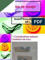 Analiza de Model-ocluzologie