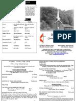 1 17 2010 Web Bulletin