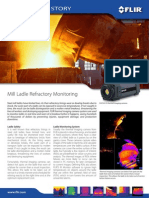 FLIR - Mill Ladle Refractory Monitoring