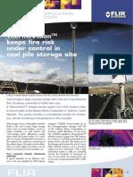 Nastup Mines - Coal Pile Monitoring