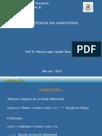 Laparotomias, Paracenteses e Drenangem Abdominal.pdf