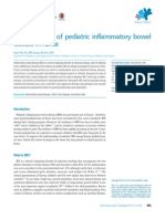 Current issues of pediatric inflammatory bowel disease in Korea