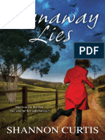 Runaway Lies by Shannon Curtis - Chapter Sampler