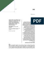 ANALYSIS OF DRUGS OF ABUSE IN URINE BY GAS CHROMATOGRAPHY/ MASS SPECTROMETRY (V.KARAČIĆ)